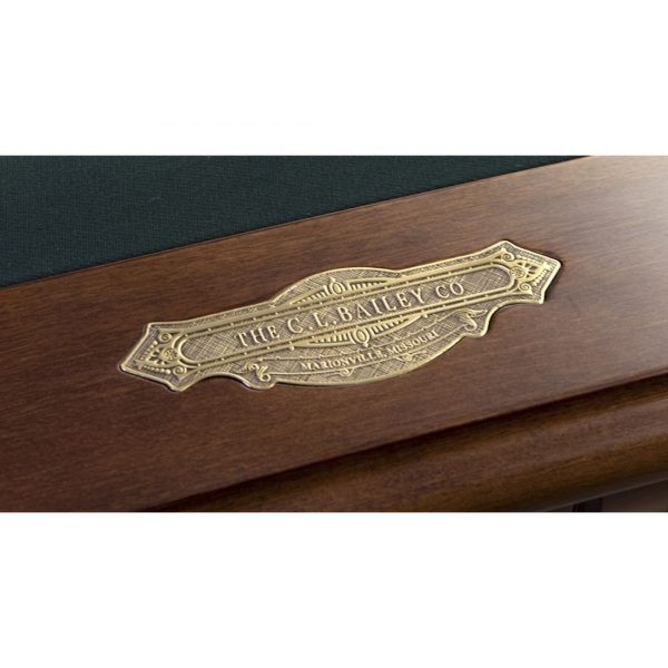 Dutchess Pool Table by C.L. Bailey Co.