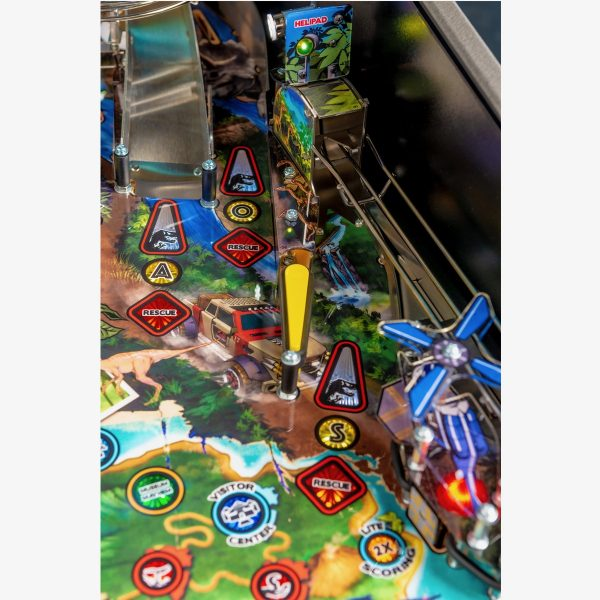 Jurassic Park Pro Pinball 13 600x600 - Jurassic Park Pro Pinball Machine