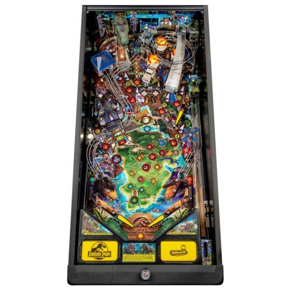 Jurassic Park Pro Pinball Machine Playfield