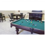 Lorient Pool Table by C.L. Bailey
