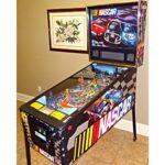 Nascar Pinball Machine 3