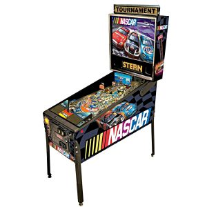 Nascar Pinball Machine by Stern