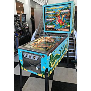 Nip It Pinball Machine by Bally
