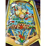 Nip It Pinball Machine Playfield 1