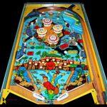 Nip It Pinball Machine Playfield 2