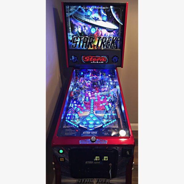 Star Trek Premium Pinball 1 600x600 - Star Trek Premium Pinball Machine