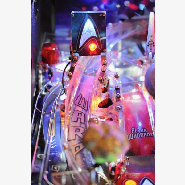 Star Trek Premium Pinball Machine