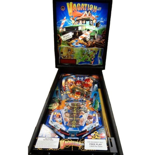 Vacation America Pinball Machine
