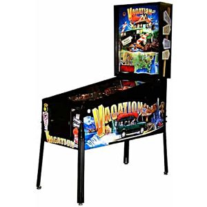 Vacation America Pinball Machine