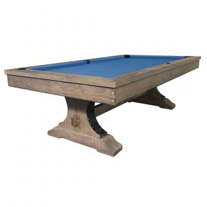 Viking Pool Table by C.L. Bailey