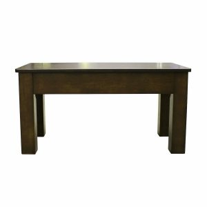 "36"" Cappuccino Billiard Bench by Imperial Billiards"