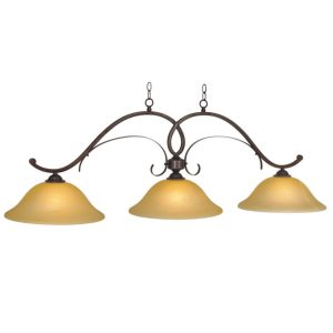 Classical Elegance Billiard Light Fixture