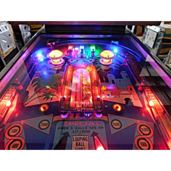 Darling Pinball Machine 10 600x600 - Darling Pinball Machine