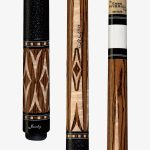 Jacoby Custom Pool Cues - Tiger Stripe