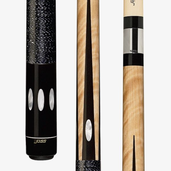 Joss Pool Cues - Pearl Inlay Accents