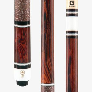 McDermott Pool Cues - Cocobolo