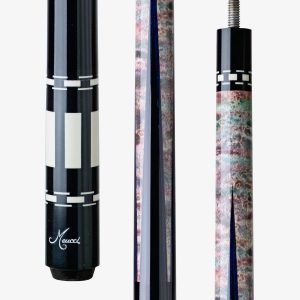 Meucci Pool Cues - Ebony Inlay