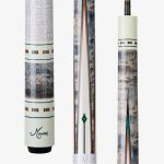 Meucci Pool Cues – Ivory Inlay