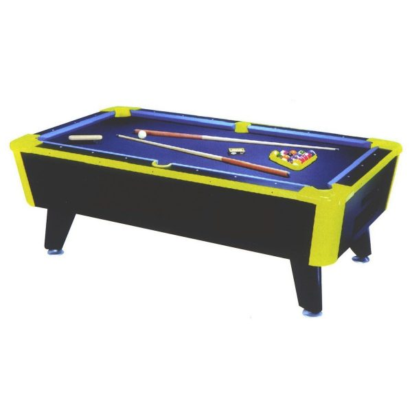 Neon Lites Pool Table by Great American