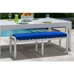 Outdoor All Weather Bench 2