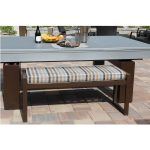 Outdoor All Weather Bench 3