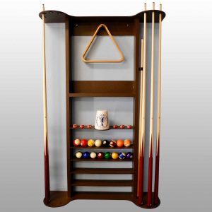 Outdoor Wall Cue Rack by R & R