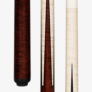 Pechauer Pool Cues - Curly Maple 1