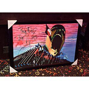 Pink Floyd The Wall - Framed Art