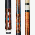 Players Pool Cues – Blue Recon Diamonds
