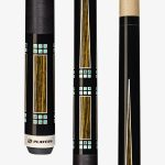 Players Pool Cues – Bocote and Malachite Accents