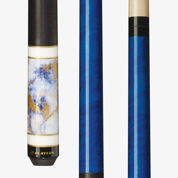 Players Pool Cues - Gold Dust Design