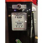 Polly Replica Gas Pump