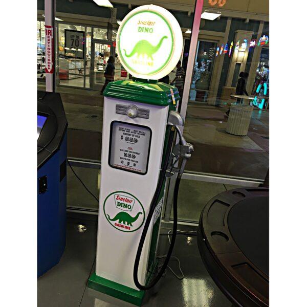 Sinclair Dino Replica Gas Pump 3
