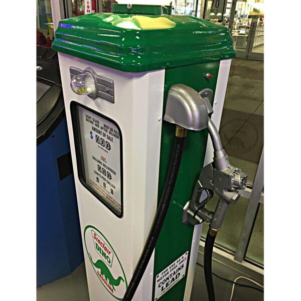 Sinclair Dino Replica Gas Pump 4