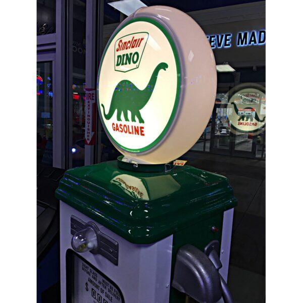Sinclair Dino Replica Gas Pump 5