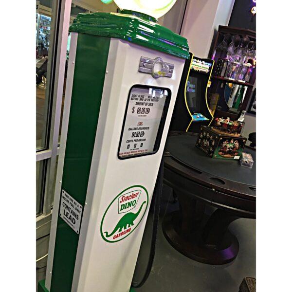 Sinclair Dino Replica Gas Pump 9