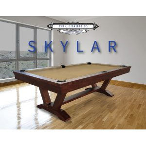 Skylar Pool Table by C.L. Bailey
