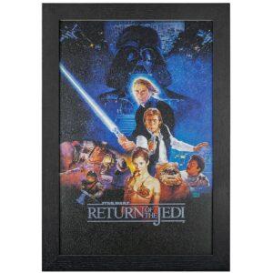Star Wars Return of the Jedi - Wall Art