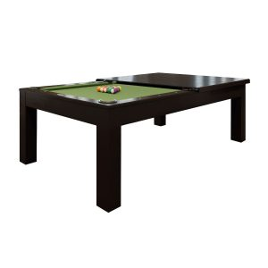 Penelope II Pool Table - Espresso Finish