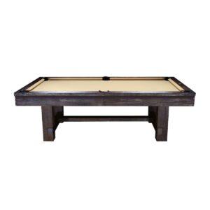Reno Pool Table - Weathered Dark Chestnut