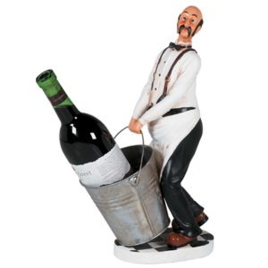 Caddie Wine Bottle Holder