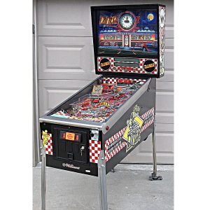 Diner Pinball Machine by Williams
