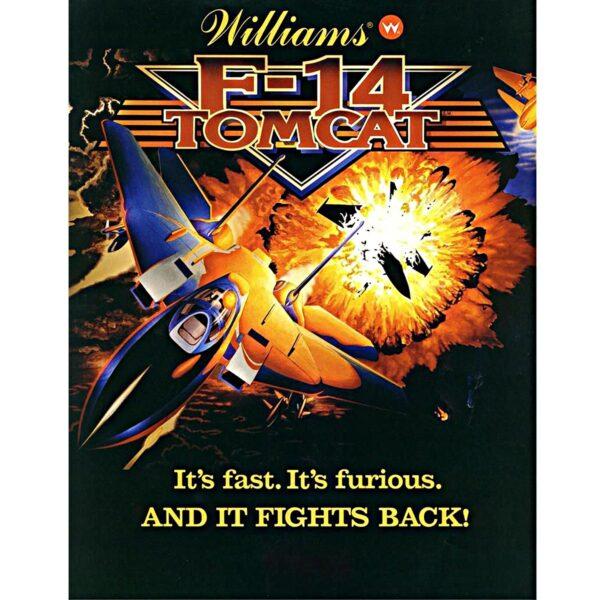 F-14 Tomcat Pinball Machine