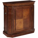 Game Room Bar w Spindle Chestnut