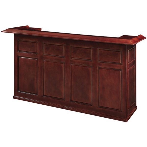 Game Room Home Bar 84″ English Tudor