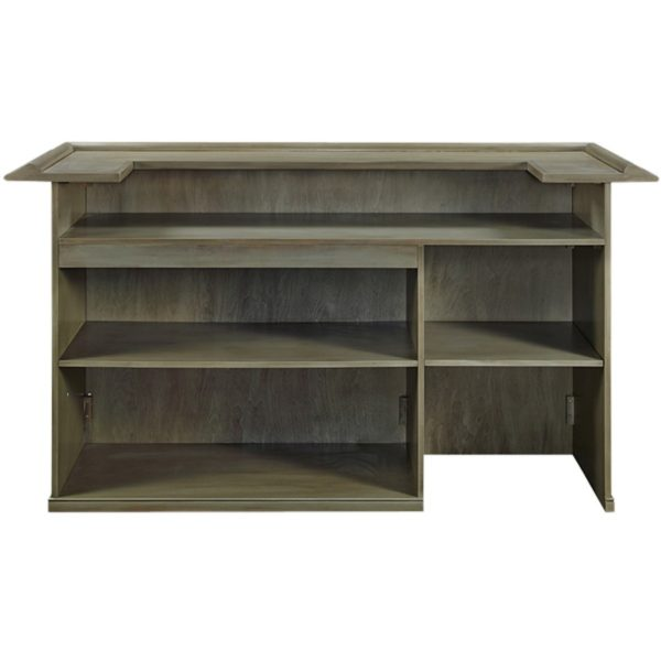 Game Room Home Bar 84″ Slate