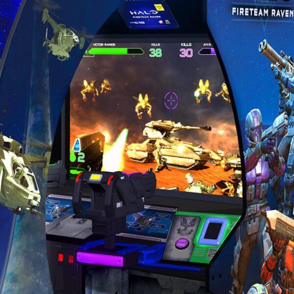 Halo Fireteam Raven 2 600x600 - Halo Fireteam Raven Arcade