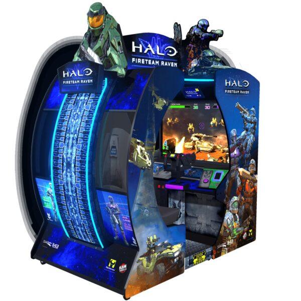 Halo Fireteam Raven Arcade