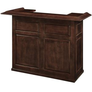 "RAM Game Room Home Bar 60"" Cappuccino"