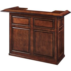 RAM Game Room Home Bar 60 Chesnut 2 300x300 - Game Room Home Bar 60″ Chestnut